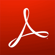 Adobe PDF Reader icon