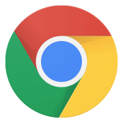 Google Chrome أيقونة